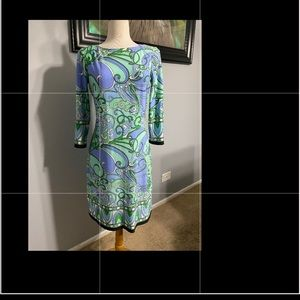 NWT Maggy London long sleeve dress size 6